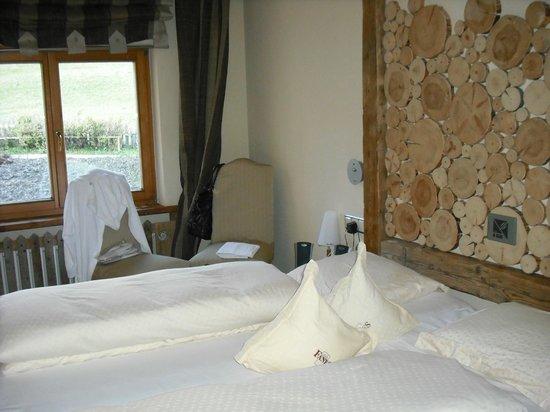 Wellness Hotel Fanes: Dolce dormire al Fanes