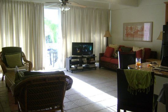 Secret Harbour Beach Resort: Our condo