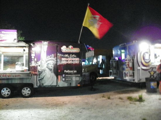 Wynwood: food trucks