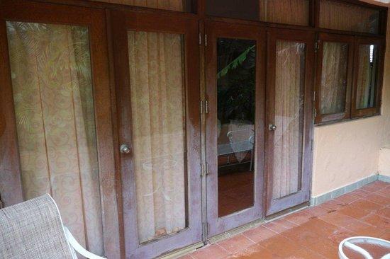 Estrella Del Mar Resort Mazatlan: La terraza