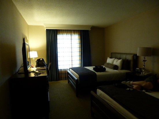 Gaylord Opryland Resort & Convention Center: Delta Bedroom