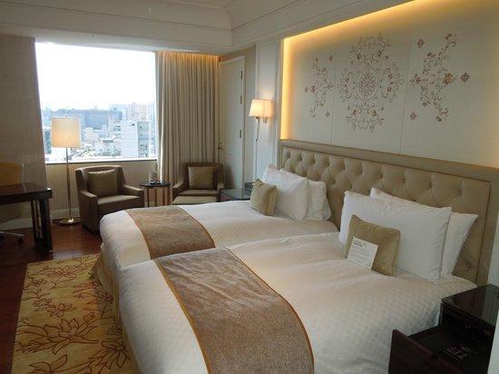 ดิ โอกุระ เพรสทีจ ไทเป: 良い広さの部屋