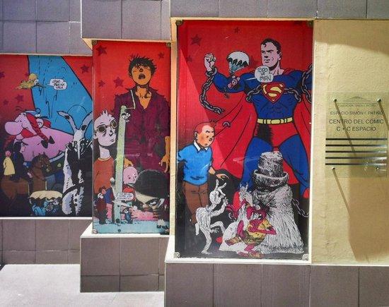 Centro de Comics