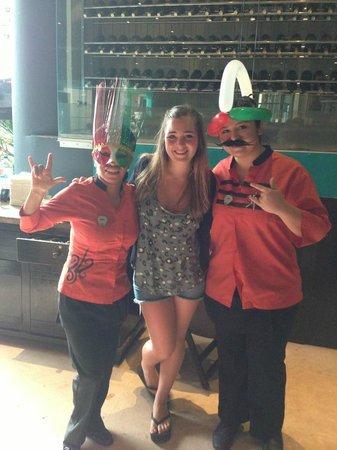 Hard Rock Hotel Cancun: Viva Mejico!