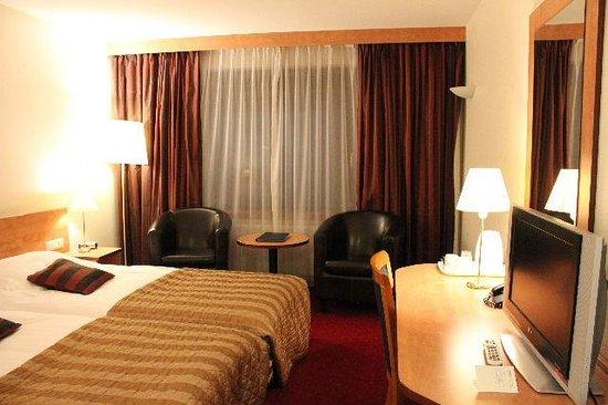 Best Western Amsterdam Airport Hotel: 部屋