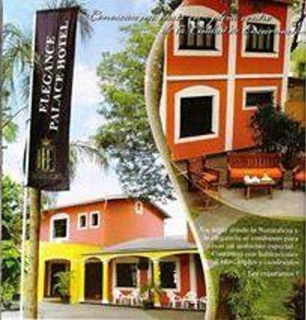 Elegance Palace Hotel: Es un placer para nosotros ... recibirlo