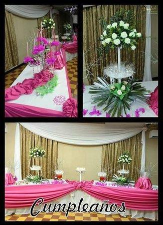 Elegance Palace Hotel: eventos