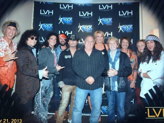 Raiding The Rock Vault: Meet & Greet Before Show