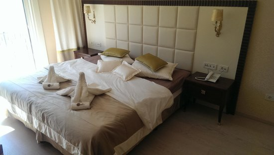Oasi - Boutique Hotel & Restaurant: Our room