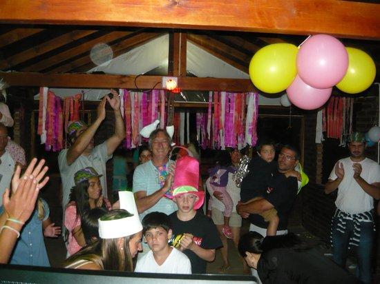 Cabanas Casablanca: fiesta de karaoke - despedida