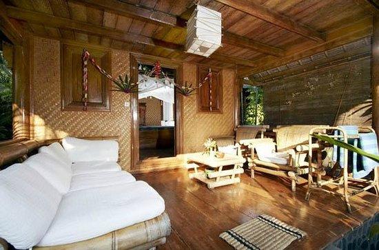 Santai Hotel Bali: Balcony