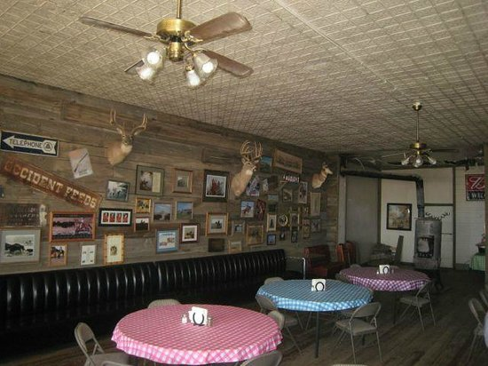 Jersey Lilly: This is the second room for parties & groups