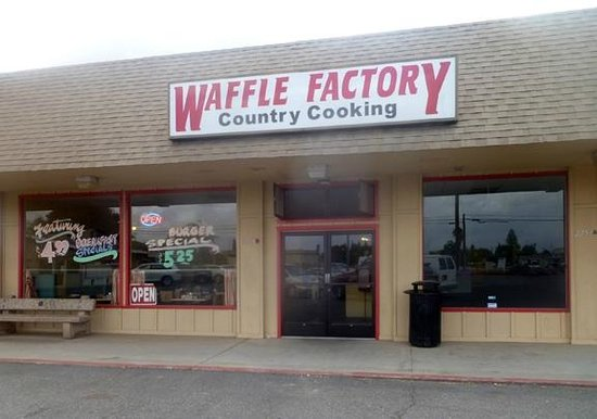 Waffle Factory: Come on in!