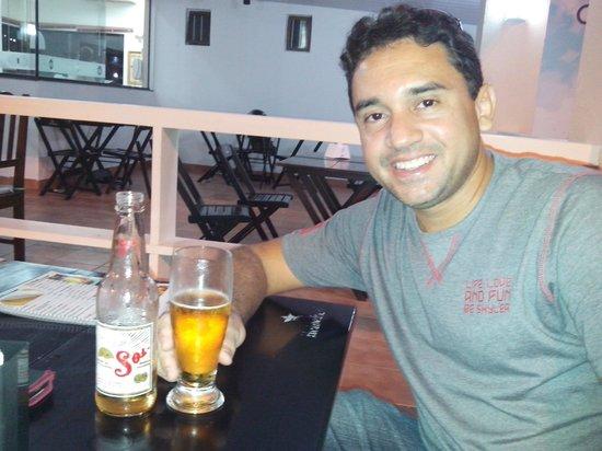 Acai Aju: Degustando cerveja