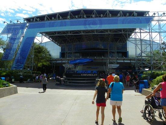 Walt Disney World Resort: Test Track