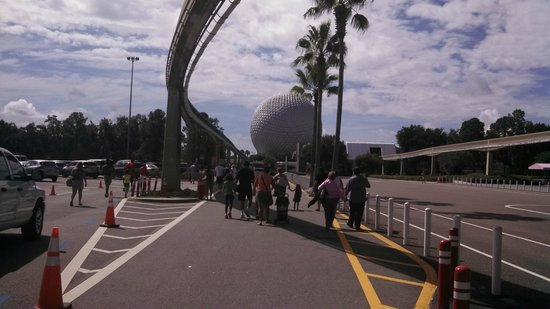 Walt Disney World Resort: Epcot