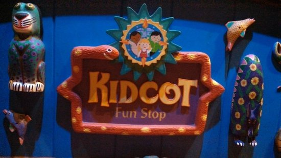 Walt Disney World Resort: Kidcot