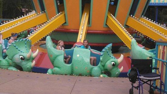 Walt Disney World Resort: Rides