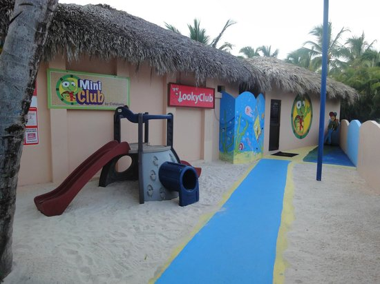 Catalonia Bavaro Beach, Casino & Golf Resort: Playground
