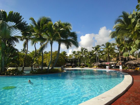 Catalonia Bavaro Beach, Casino & Golf Resort: Pool