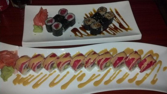 Bamboo Bistro: Awesome Sushi