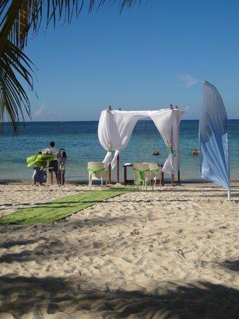 Catalonia Bavaro Beach, Casino & Golf Resort: Wedding