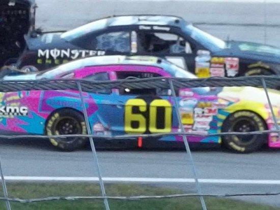 Kentucky Speedway: travis p