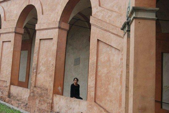 Santuario di Madonna di San Luca: En San Luca Bolonia