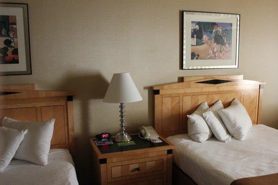 โรงแรมแบลลีส์ ลาส เวกัส แอน คาสิโน: Bed