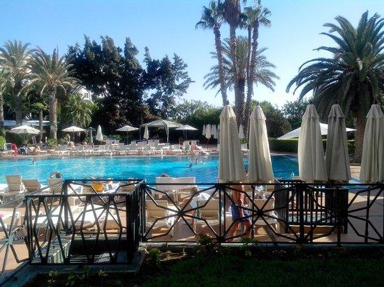 Argana Hotel: Piscine