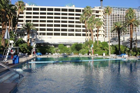 โรงแรมแบลลีส์ ลาส เวกัส แอน คาสิโน: Pool