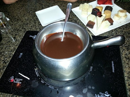 Melting Pot - Brea: Fantastic dessert!