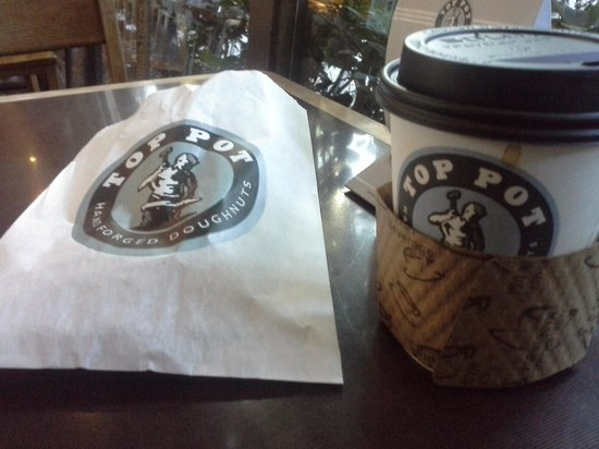 Top Pot Doughnuts: Morning ritual when visiting Seattle