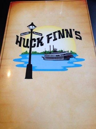 Huck Finn's Cafe: huck Finns