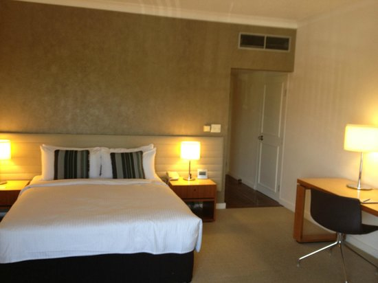 Shangri-La Hotel, The Marina, Cairns: clean and comfortable