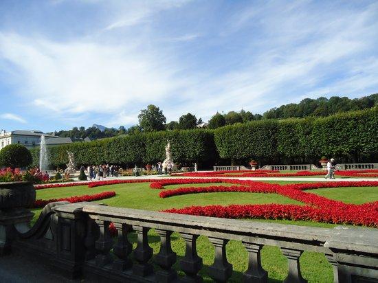 พระราชวังและสวนมิราเบลล์: Jardins de Mirabell