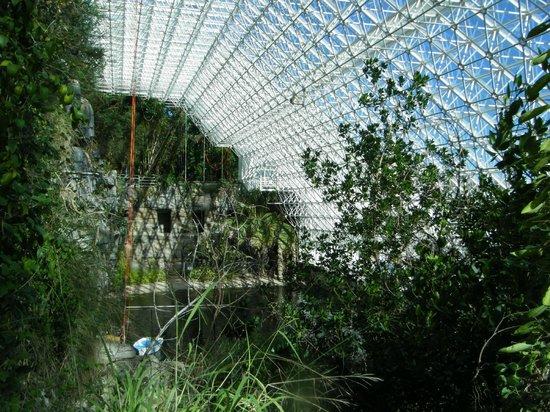 Biosphere 2: ocean2 (inside biosphere)