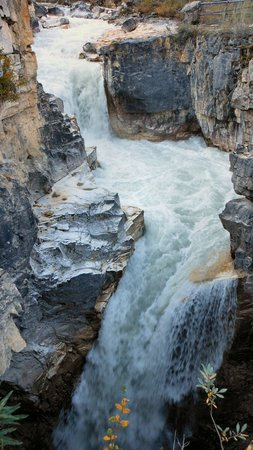 Marble Canyon: more falls