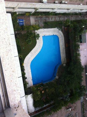 เมเลีย แคสทิย่า โฮเต็ล: The pool