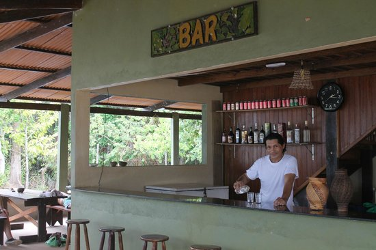 Anaconda Amazon Island: Bar