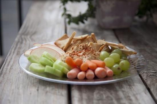 Naturally Cafe: Hummus
