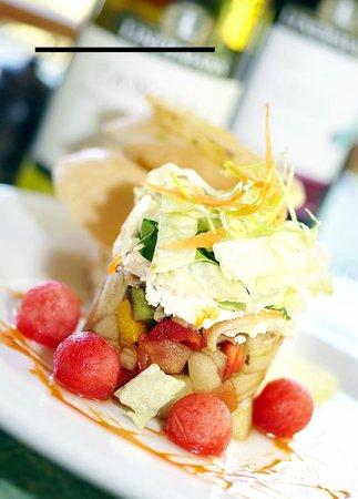 Santai Hotel Bali: Restaurant