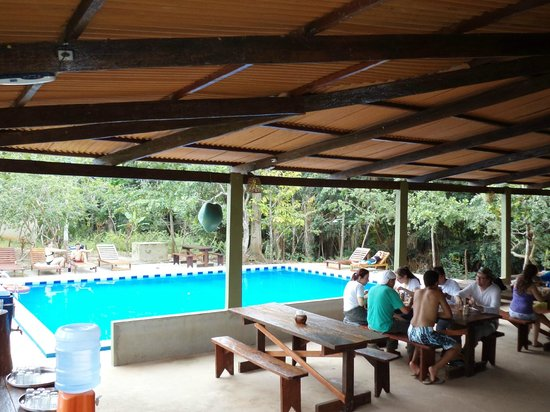 Anaconda Amazon Island: Restaurante
