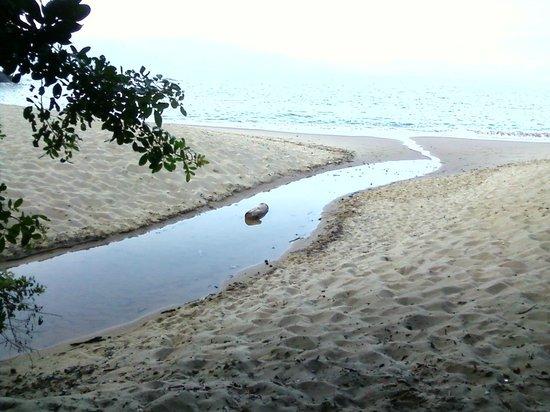Cedro Beach: Riozinho