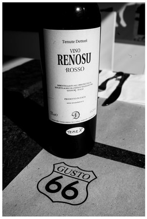 Gusto 66: Renosu, un vino anti trip advisor.