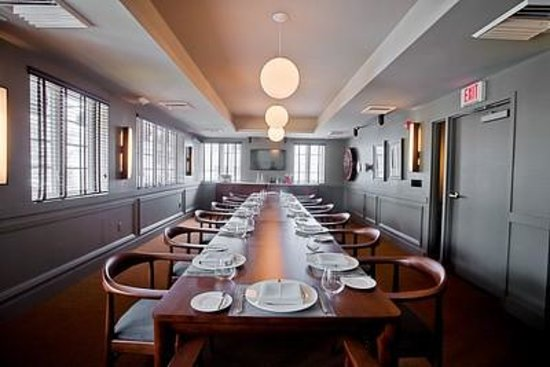 La Gloutonnerie: Private Dining Room
