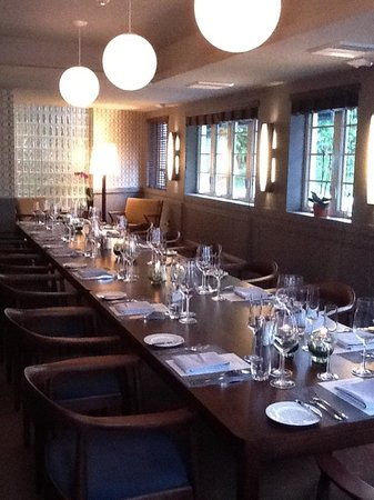 La Gloutonnerie: Private Dining Room 2