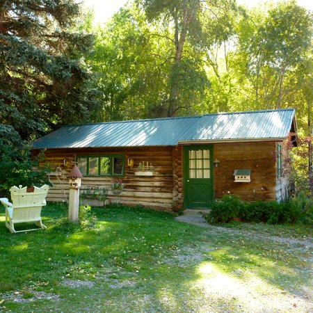 Four Mile Creek Bed and Breakfast: Cabin by Four Mile Creek