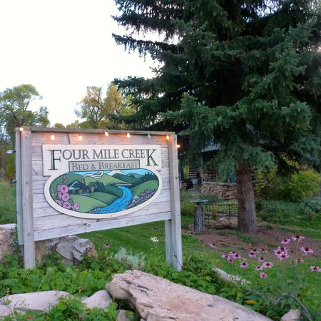 Four Mile Creek Bed and Breakfast: Four Mile Creek B & B