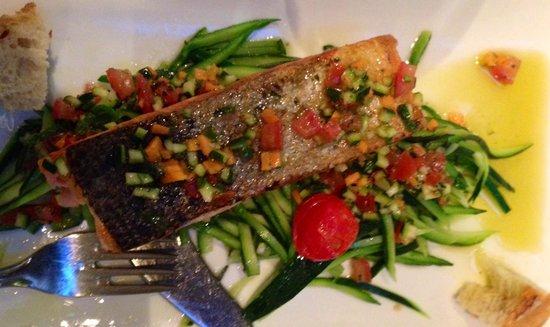 Le Layon: Fish Dish